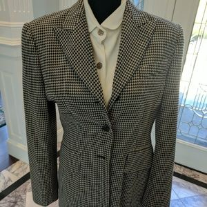 Escada Maargeretha Ley Tailored Jacket